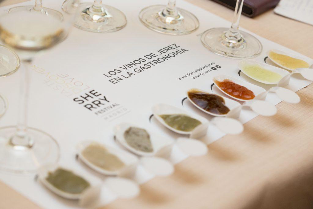 Los vinos de Jerez en la Gastronomía