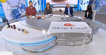 Ecogastronomía y movimiento Slow en RTVE